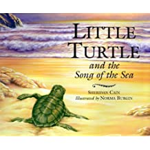Little Turtle and the Song of the Sea by Sheridan Cain (2000-03-02)