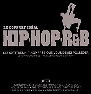 """Afficher """"Le coffret idéal hip-hop-R&B"""""""