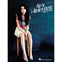 Amy Winehouse - Back to Black Songbook (Vocal Piano)