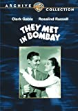 They Met In Bombay by Clark Gable