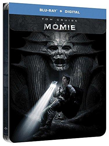 La Momie Blu-ray [Édition boîtier SteelBook] [Blu-ray + Copie digitale - Édition boîtier SteelBook]