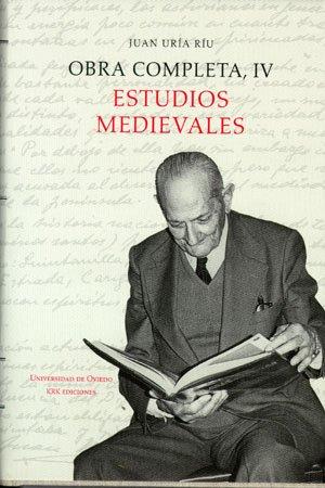 Obra completa de Juan Uría Ríu: 4 por Juan Uría Ríu