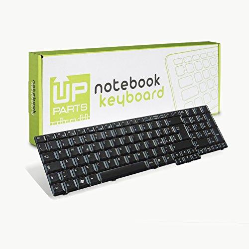 up-kbr017–Teclado para Acer AS5235573555356930Black–Layout italiano