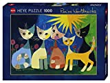 (HY29772) - Heye Puzzles - 1000 Pc Colourful Company