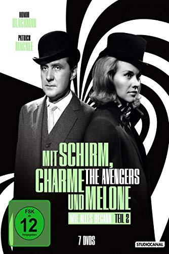 Mit Schirm, Charme und Melone - Edition 2: Wie alles begann [7 DVDs]