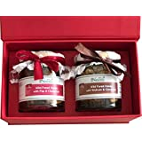 Farm Naturelle-Cinnamon Infused Pure Raw Natural Forest Honey With Big Delicious Figs (Anjeer) And Walnut-250...