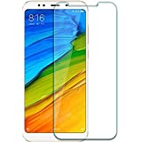 Premium Screen Protector [0.2mm Ultra Thin+9H Hardness 2.5D Curve Round Edge]Premium High Quality Of Screen Protector For Redmi Note 5 PRO/Mi NOTE 5 PRO