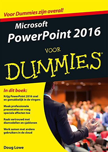 Microsoft PowerPoint 2016 voor Dummies (Dutch Edition)