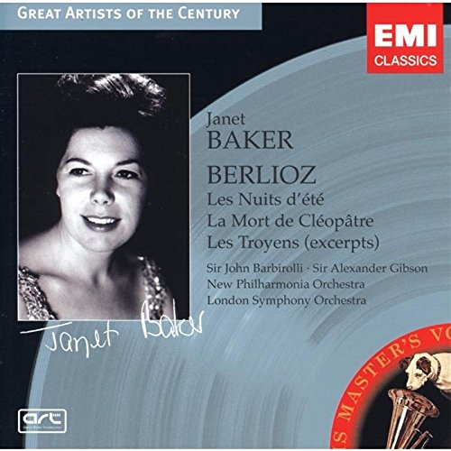 Berlioz - Les Nuits d'été (Coll. Great Artists Of The Century)