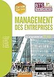 Management des entreprises BTS 1re année - Pochette élève