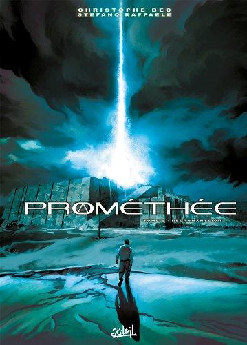Prométhée T08 : Necromanteion