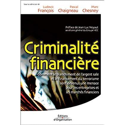 La Criminalité financière
