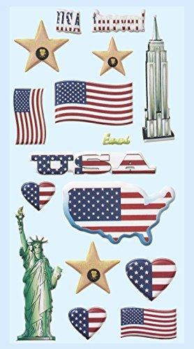 Softy-Sticker, USA