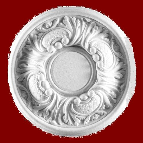 Original and elegant way of Polystyrene Decorative Rosette for Ceilings, Allows the rifintura of any environment. Indicated for valorizzare Further Indoor Environments and give Pleasant and Special Styles of Design. Important COMPLE