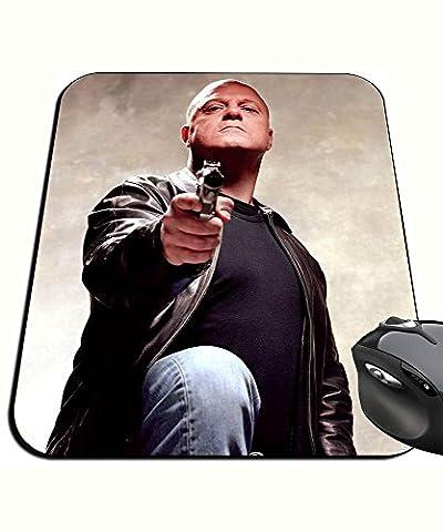 The Shield Michael Chiklis Tapis De Souris Mousepad PC