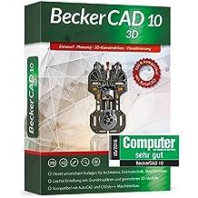 Becker CAD 10 3D