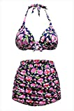 MEINICE - Conjunto - para mujer rosa rosa XXX-Large