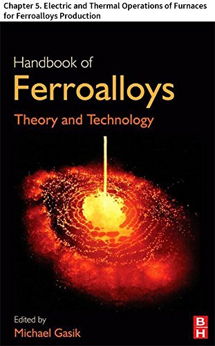 Handbook of Ferroalloys: Chapter 5. Electric and Thermal Operations of Furnaces for Ferroalloys Production (English Edition) - Dc Thermal