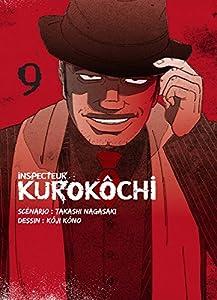 Inspecteur Kurokôchi Edition simple Tome 9