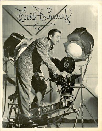 walt-disney-autograph-photo-print-approx-size-12x8-inches