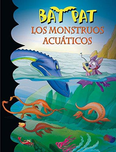 Bat pat 13: los monstruos acuáticos por Roberto Pavanello