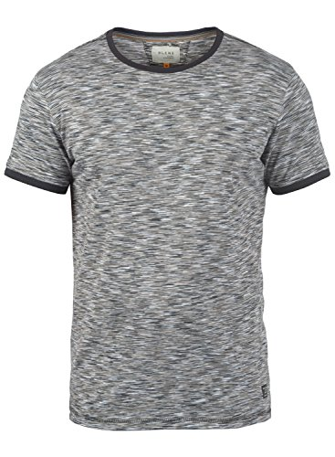 BLEND Lex 20703724ME T-Shirt, Größe:M;Farbe:Granite (70147)