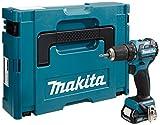 Trapano avvitatore a batteria 108V/40AH 2Batterie e Caricabatterie in MAKPAC, df332dsmj, blu, DF332DY1J 0 wattsW, 10.8 voltsV