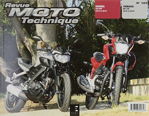 Rmt 183 Yamaha Mt-125(2015 &2016)/Honda(2015 & 2016)