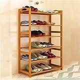 Shoe cabinet/Shoe rack Europäische Moderne Einfache, mehrstöckige Schuhmontage Schuhständer (Länge 60cm * Breite 25cm * Höhe 106cm)