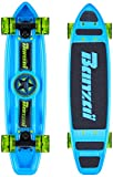 Banzai Double Kick Vintage 78 Original Skateboard Blau, Double Kick Vintage 78 Original, Blau