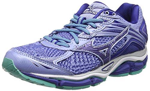 Mizuno Wave Enigma 6 (w), Zapatillas de Running para Mujer, Azul (Brunnera Blue/Mazarine Blue/Turquoise), 41 EU