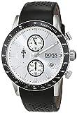 BOSS Montres Homme - Bracelet en cuir & rÃsine 1513403