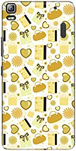 The Racoon Grip printed designer hard back mobile phone case cover for Lenovo A7000. (Mommy Yell)