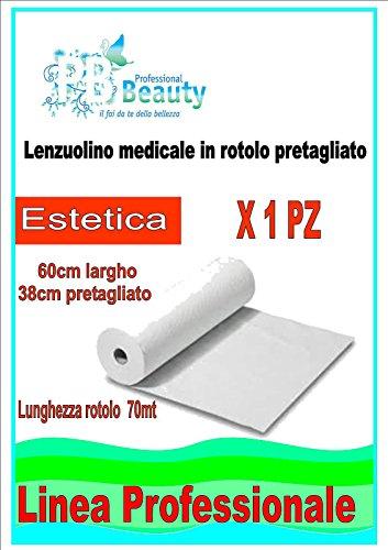 Rolle Papier für Behandlungs- oder Massageliegen, 60cm x 70m