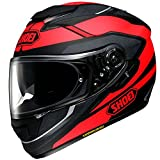 Shoei GT-Air mit Sonnenblende Swayer, TC-1 Rot/Matt, M