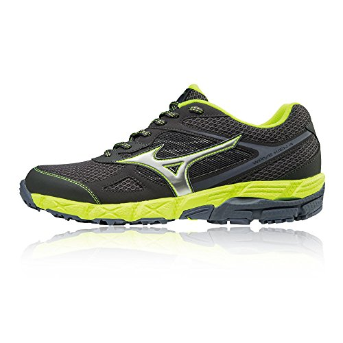 Mizuno Wave Kien 4 Chaussure Course Trial - SS18 Black