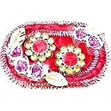 Smart Creations Ring Platter For Wedding/Engagement / Ring Ceremony/Ring Holder/Tray - B079PKHDKD