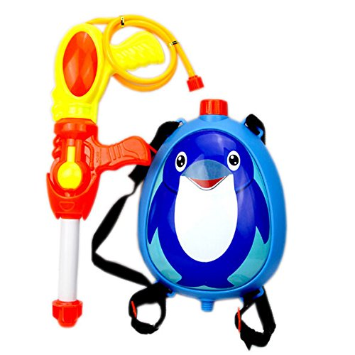 zufallige-farbe-penguin-rucksack-wasserkanone-kinder-super-soaker