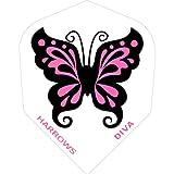 Dart Flights-Harrows-Diva Flights-Schmetterling-10Sets (30)