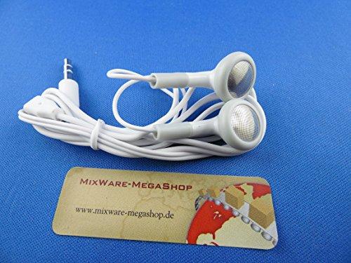 Kopfhörer Headset ohne Mikrofon für alle Handys mit 3,5mm Klinke, MP3 und Ipod Touch 2g-headsets