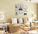 Longless Tapeten, Umweltschutz, Non-woven, Tapeten, Schlafzimmer, Wohnzimmer, TV, Hintergrund, pastoralen, Tapeten, 10*0.53M