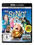 Sing  (4K Ultra HD) (+ Blu-ray)