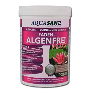 AQUASAN POND Algoless FADEN-ALGENFREI PLUS 1.000 g