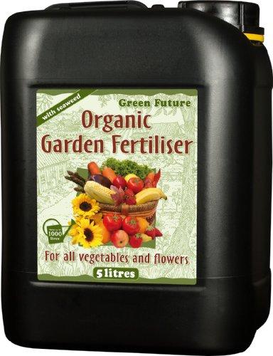 Green Future Organic Garden Fertiliser 5 Litre