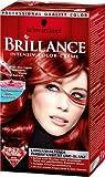 Schwarzkopf Brillance Intensiv-Color-Creme Stufe 3, 842 Kaschmir Rot, 1er Pack (1Stück)