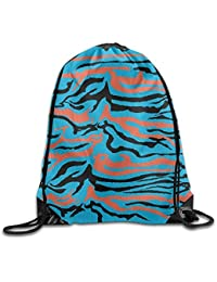 Bixungan Special Flowers Lightweight Drawstring Bag Sport Gym Backpack Gym Bag for Men and Women Sacs à dos et sacs de sport