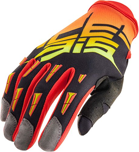 Acerbis 0021631.313.064 Guanto Mx 2 M, Nero/Arancio, Medium