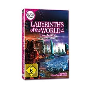 Labyrinth of the World 4 – Stonehenge