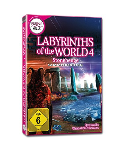 Labyrinth of the World 4 - Stonehenge