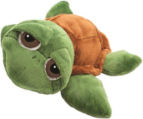 Lil'Peepers 14007 Suki Rocky - Tortuga de Peluche (38,1cm), Color Verde